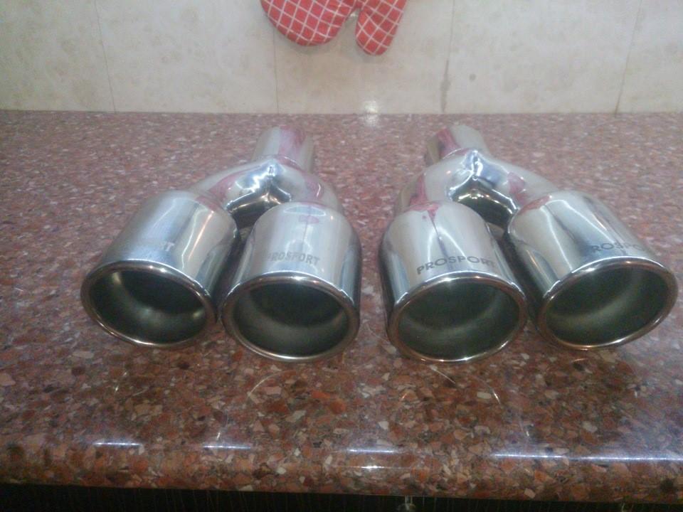 Как сделать двойной выхлоп на Ладе Приора своими руками (фото 7)