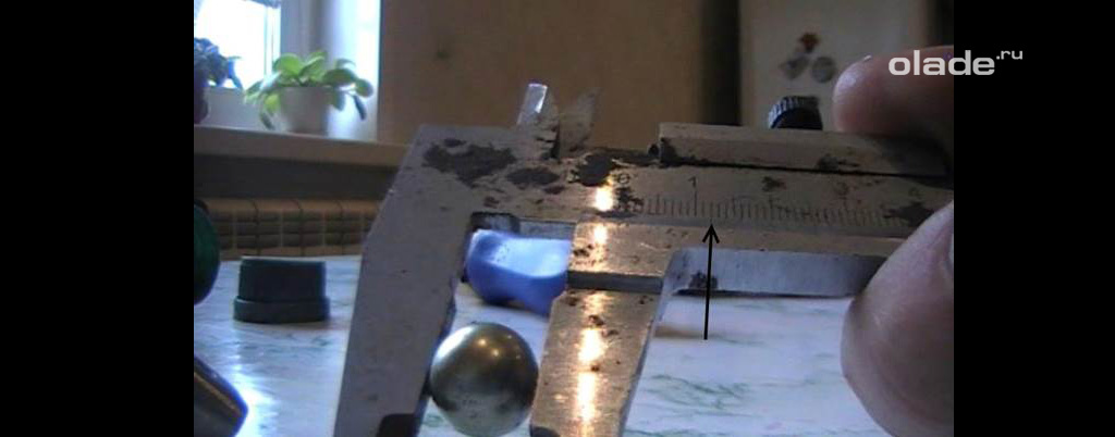Доработка штатных ограничителей дверей на Ладе Веста, диаметр шарика от подшипника