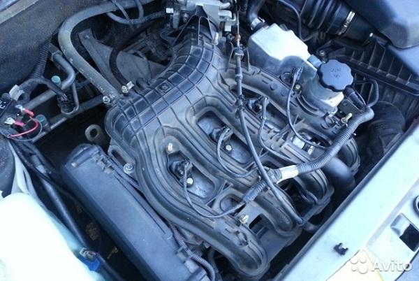 Двигатель на 16 клапанов