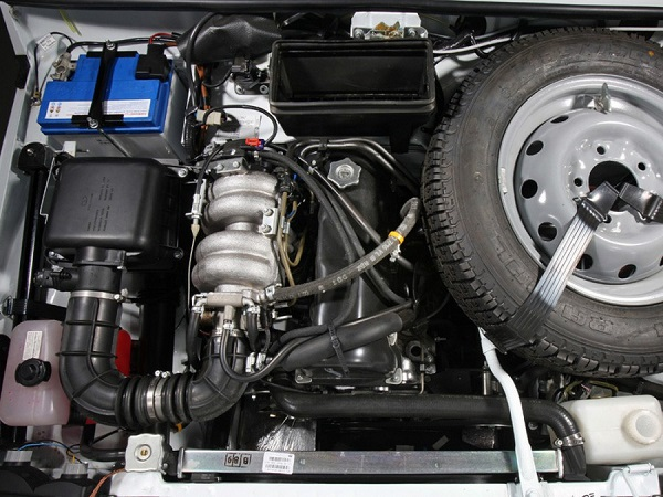 Двигатель 1,7i