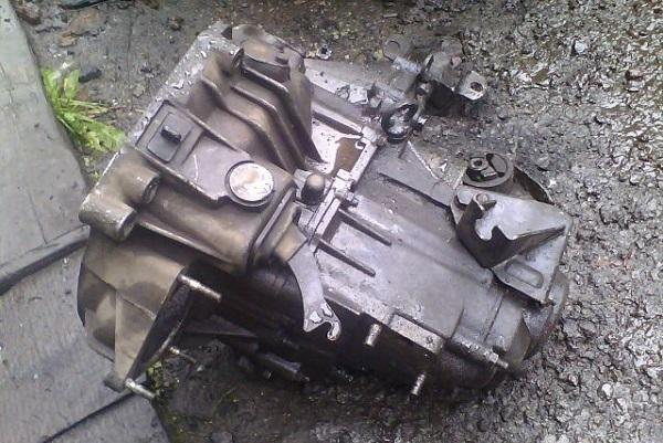 МКПП бу для Lada 2114