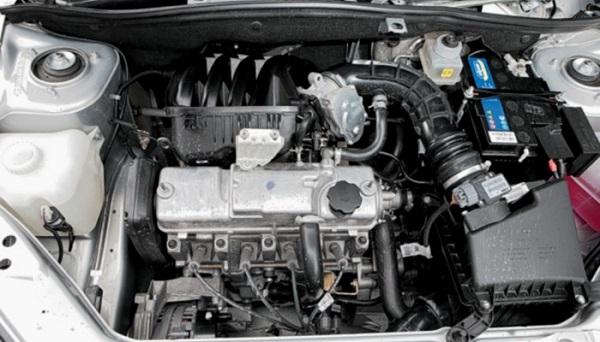 Двигатель на 87 л.с.