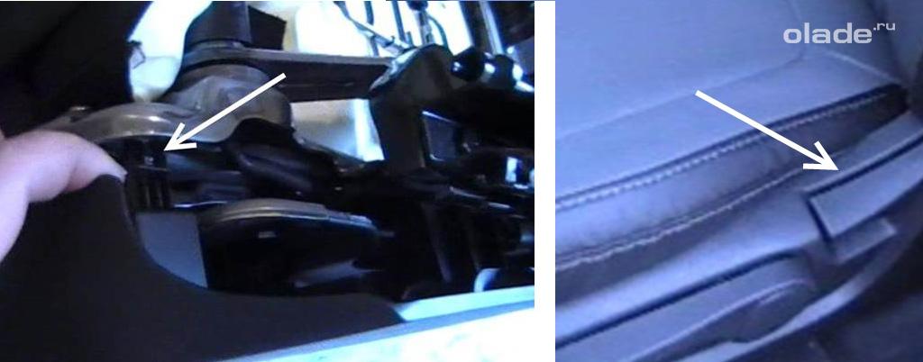 Устанавливаем правильно чехлы на сидения Лада Веста (фото 14)