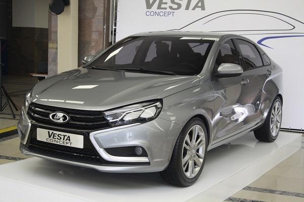 Модель VESTA Concept